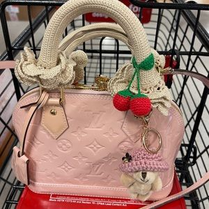 Lv Alma bb vernis discontinued super hard to find